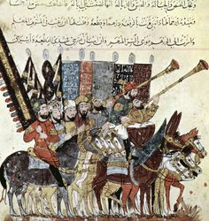The Book of Contemplation: Islam and the - The Book of Contemplation: Islam and the Crusades (Penguin Classics) by Usama ibn Munqidh Medieval Manuscript, Medieval Art, Illuminated Manuscript, Ibn Battuta, Abbasid Caliphate, Bagdad, Penguin Classics, Traditional Paintings, Orient