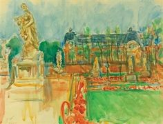 Paris by Elchanan Halpern