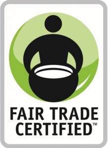 Celebrate Mother's Day and think Fair Trade Certified