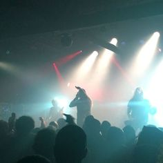 Hatebreed, Devil You Know & DevilDriver performed on Sunday at Echoplex