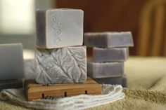 Savon Place Cards, Place Card Holders, Soaps, Lavender