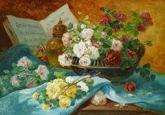 Eugene Henri Cauchois | Impressionist Still Life painter   Eugèn...