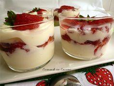 Mousse de mascarpone y yogur
