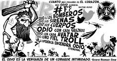Bitácora de Bombero Burnout: Cuentas de odiosos personajes en redes sociales, c...