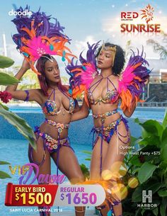 St. Lucia Carnival 2