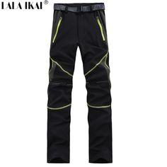 Aliexpress.com: Comprar Pantalones de Trekking Hombres Transpirable de Secado…