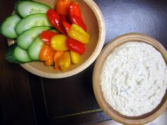 Dips without Chips | Bariatric Eating