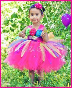 Ice Cream Party Tutu Dress-ice cream, cupcake, candy, pageant, tutu, dress, sparkle, rhinestones, pink, purple, rainbow