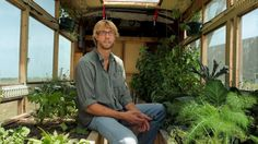 Compass Green: Mobile Greenhouse visits Frontier Co-op   |  Real Food Media Contest Film Library