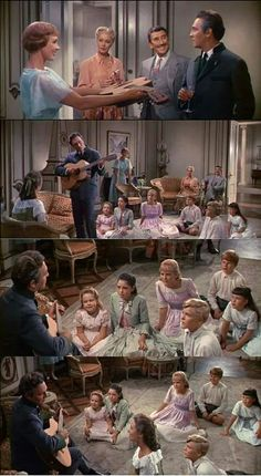 The Sound of Music - Love this scene!