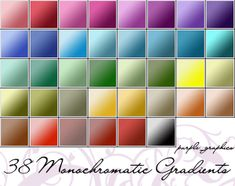 Having a collection of gradient backgrounds that you can use anytime you need in Photoshop is a great time-saver. Here are over free gradients to use. Gradient Color, Photoshop, Deviantart, Purple, Illustration, Graphics, Free, Image, Colour