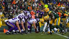 Green Bay Packers vs Minnesota Vikings Live