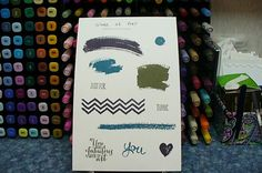 Work of Art - Index Card by galleryindex - Cards and Paper Crafts at Splitcoaststampers