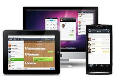 NHN Line - PC & Tablet & Phone