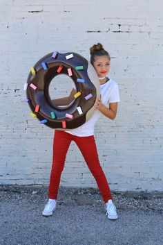 Donut Costume   Kamri Noel   CGH
