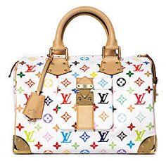 Jessica Simpson Bags Louis Vuitton Murakami Multicolor Monogram Speedy  Since the century c11852a7ee691