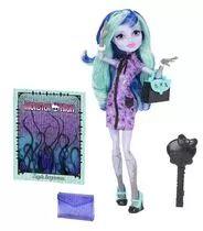 Monster High Scaremester Twyla Doll
