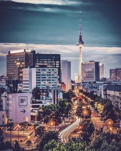#Berlin #Fernsehturm #Fotografie @soebart