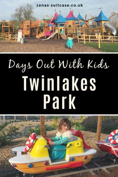 Days Out With Kids Twinlakes Park. Fun family theme park in Melton Mowbray near Nottingham. Days Out With Kids, Family Days Out, Travel With Kids, Family Travel, Travel Uk, Family Vacations, Travel Tips, Day Trips Uk, Christmas Things To Do