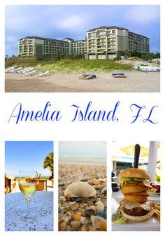 Amelia Island, FL - what to do and where to eat