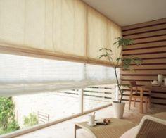 Cafe Shop Design, Garden Styles, Window Treatments, Scandinavian Curtains, New Homes, Windows, Living Room, Interior, House