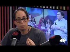 Pedro Cardoso comenta sobre Marieta Severo e Faustão na Jovem Pan