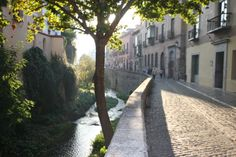 Streets of Granada, Andalucia