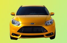 Ford Focus ST New Engine
