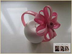 Felpa con cremallera hecha a mano rosa clara