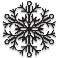 Here are Some Intriguing Snowflake Tattoos for a Unique You Black Tattoos, New Tattoos, I Tattoo, Tatoos, Christmas Nails, Christmas Crafts, Christmas Decorations, Snowflake Bentley, Cnc Cutting Design