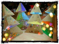 La Scatola dell'Immaginazione: Natale...di cartone! - Cardboard Christmas