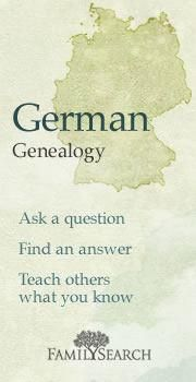 "I cracked numerous cases for FamilySearch's Germany/Prussia Genealogy Research Community (on Facebook). $60,000 worth of pro bono work indeed will NOT pay bills. Must get back to my paying clients.  24/7/365, call 480-245-0879--if you have a $1000+ budget ! My business website is SEO'd (Search Engine Optimized) in the #1 position for the keyword ""german genealogist.""  If you'd like to have European genealogy research, contact me. Send your retainer to my http://PayPal.com acct…"