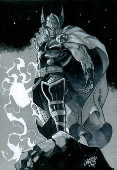 Thor by Pepe Larraz *