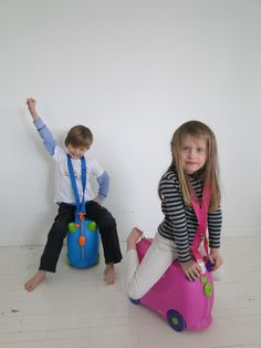 Expect more cool kids travel gear from Trunki - Over there to Here