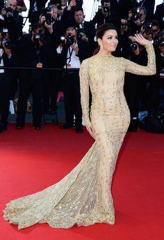 Eva Longoria during The 66th Annual Cannes Film Festival