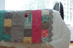 baby quilt on etsy...