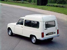 Renault 4 F6 (1975 – 1985).