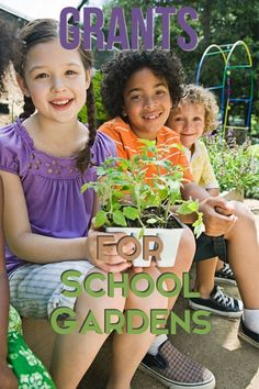 Starting a school garden can be such a game-changer for children's education, but where does the funding come from? Check out these grants for school gardens to see if your program is eligible. #grantsforschoolgardens #gardeningwithkids #gardenfunding Garden S, Easy Garden, Stem Learning, Kids Learning, Lessons For Kids, Science Lessons, Grants For School, Private Preschool, School Gardens