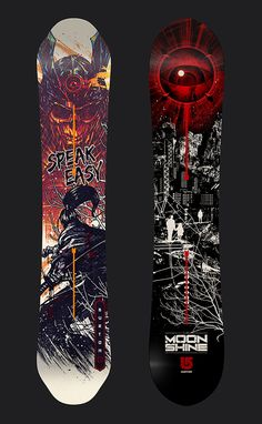 Board decks - niel quisaba