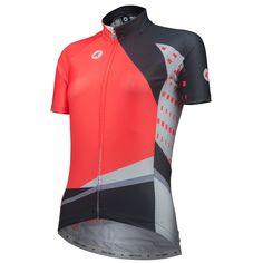 Ascent Air 2.0 Cycling Jersey Women's | Bike Jerseys for Women | Pactimo