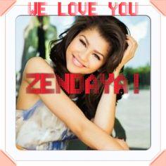 My edit for Zendaya! Love you