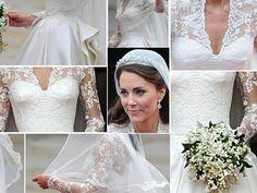 vestido de novia de catalina middleton - Buscar con Google