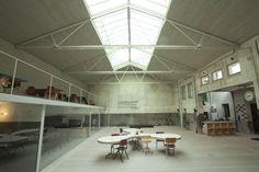 The HUB Impact Hub Madrid | El espacio