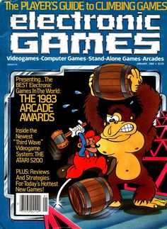 152 Best Retro Video Game magazines images in 2019 | Gaming