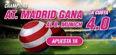 el forero jrvm y todos los bonos de deportes: wanabet supercuota 4 Atletico gana Bayern Munich c...