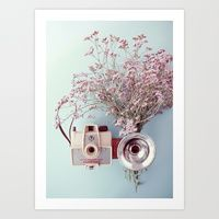 Art Prints by Poulette Magique | Society6