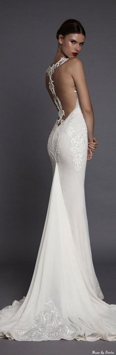Muse by Berta Wedding Dress AMANCIA 1 | Deer Pearl Flowers