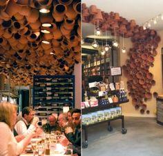 Retail: Displaying Terracotta by proteamundi