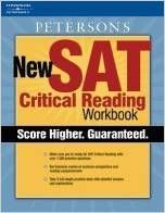 Get great results on your critical reading portion of the SAT with this book!