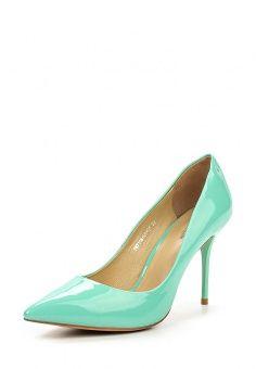 Туфли Laura Valorosa, цвет: бирюзовый. Артикул: LA948AWHWW09. Женская обувь / Туфли